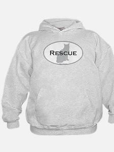 Rescue Cat Hoodie