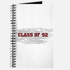 Class Of 92 Journal