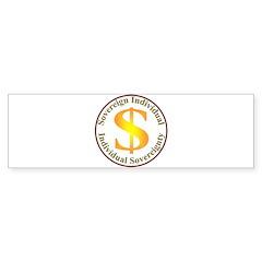 IS-SI Bumper Sticker (50 pk)
