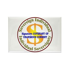 IS-CUC Rectangle Magnet (100 pack)