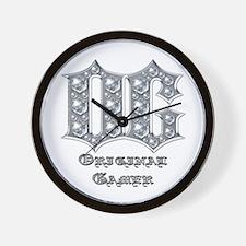 Original Gamer Wall Clock