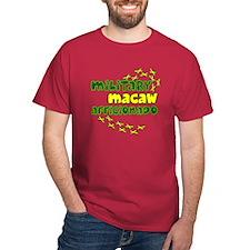 Afficionado Military Macaw T-Shirt