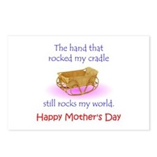 Mother's Hand Postcards (Package of 8)