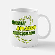 Afficionado Mealy Amazon Mug