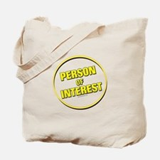 Person of Interest... Tote Bag