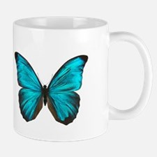 Amathonte Morpho Butterfly male Mug