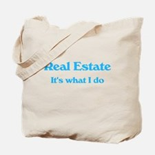 Real Estate Tote Bag