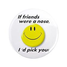 "If Friends 3.5"" Button"