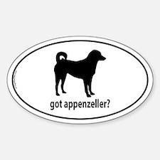 Got Appenzeller? Oval Decal