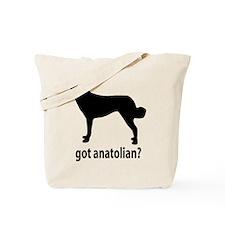 Got Anatolian? Tote Bag