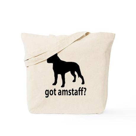 Got AmStaff? Tote Bag