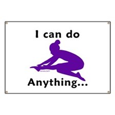 Gymnastics Banner - Anything