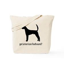 Got Am Foxhound? Tote Bag
