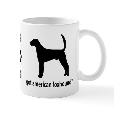 Got Am Foxhound? Mug