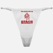 Space Monkey Classic Thong