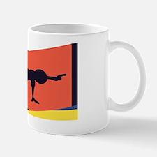 Cat Cow Pointer Mug