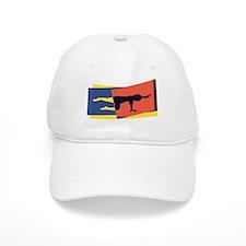 Cat Cow Pointer Baseball Cap