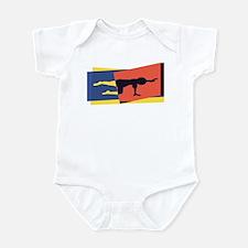 Cat Cow Pointer Infant Bodysuit