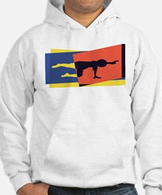 Cat Cow Pointer Hoodie