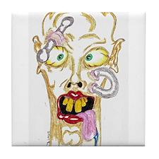 Stud Face Tile Coaster