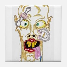 Stud Face Tile Coaster
