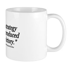 """General Douglas MacArthur Quote"" Mug"