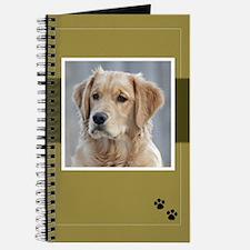 Faithful Golden Friend Journal