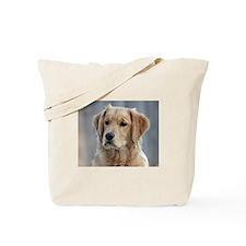 Faithful Golden Friend Tote Bag