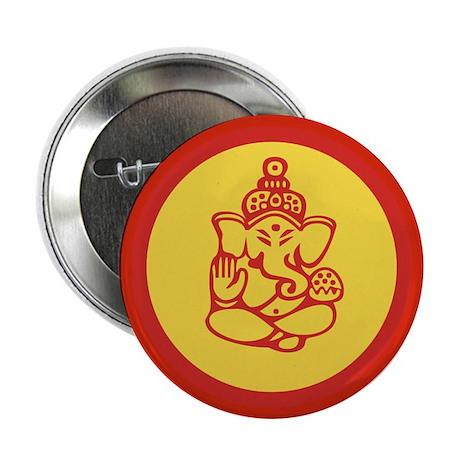 "Ganesh 2.25"" Button (10 pack)"