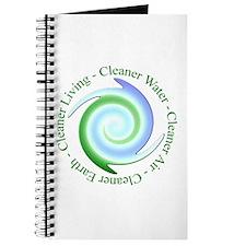 Cleaner Living Journal