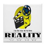 Reality TV Tile Coaster