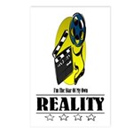 Reality TV Postcards (Package of 8)