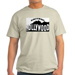 Reality TV Ash Grey T-Shirt
