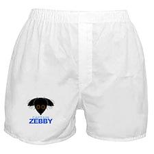 Captain Zebby Boxer Shorts