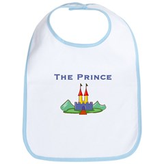 The Prince Bib