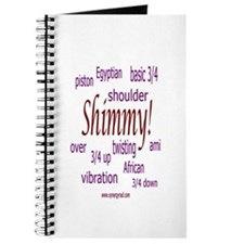 Synergy RaD Shimmy! Journal