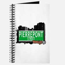 PIERREPONT STREET, BROOKLYN, NYC Journal