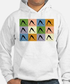 Downward Dog Yoga Hoodie