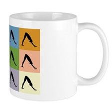 Downward Dog Yoga Mug