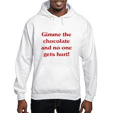 Chocolate Lover Hoodie
