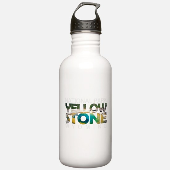 Yellowstone - Wyoming, Sports Water Bottle