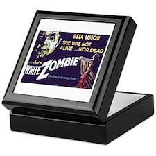 White Zombie Keepsake Box