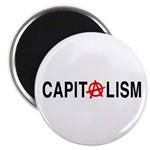 Anarcho Capitalism Magnet
