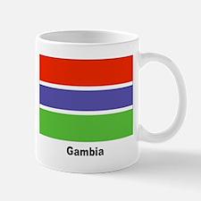 Gambia Gambian Flag Mug