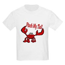 Pinch Me Smiling Crawfish T-Shirt