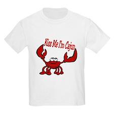Kiss Me I'm Cajun T-Shirt
