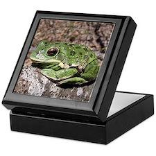 Barking treefrog Keepsake Box