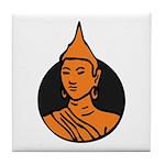 Hindu Tile Coaster