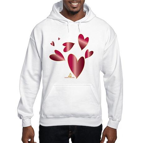 More Love Hooded Sweatshirt