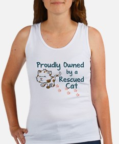 Proudly Owned (Cat) Women's Tank Top